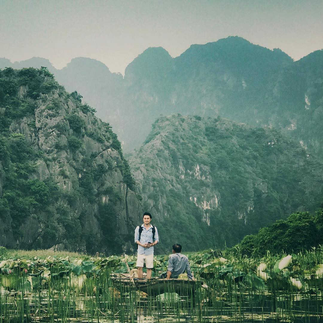 Không chỉ Hang Múa, Tràng An hay Tam Cốc, điểm đến này cũng luôn nằm trong check-list khi đến với Ninh Bình - Ảnh 1.