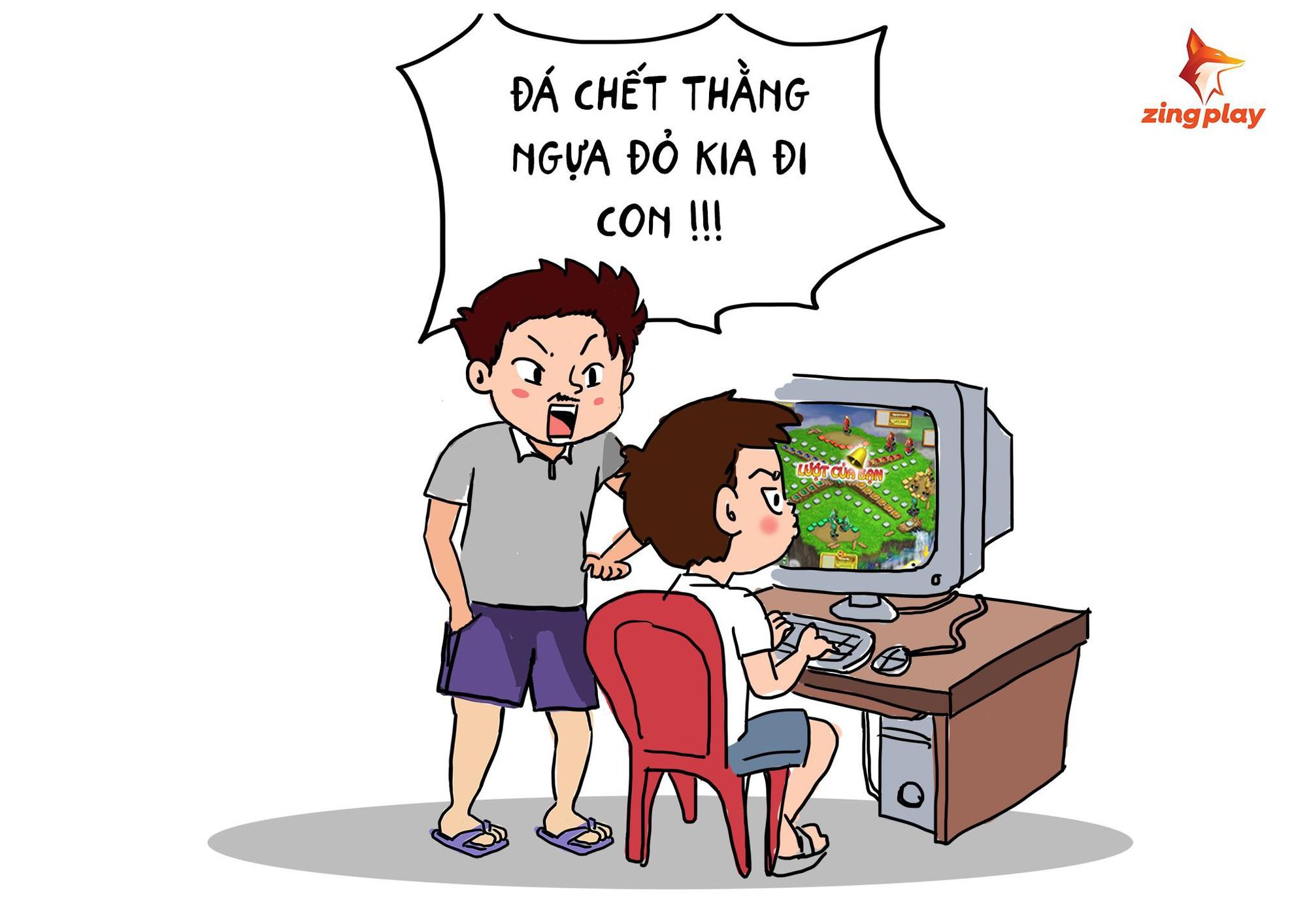 """Nhìn lại """"tuổi thơ dữ dội"""" của game thủ Việt bên cổng game giải trí ZingPlay - Ảnh 2."""
