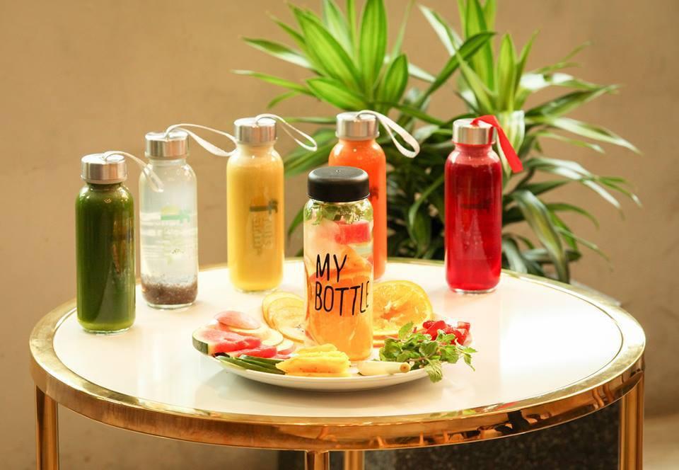 Fruit Farm – Nước uống detox đẹp da, thanh lọc cơ thể - Ảnh 1.