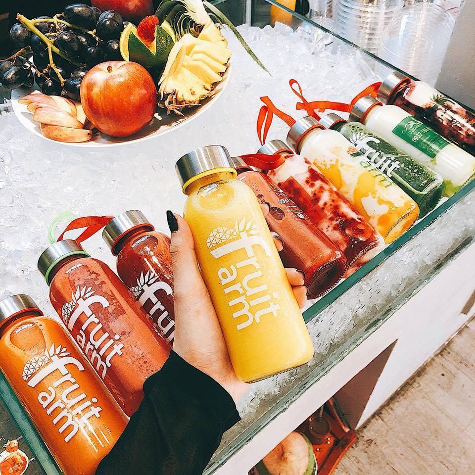Fruit Farm – Nước uống detox đẹp da, thanh lọc cơ thể - Ảnh 2.