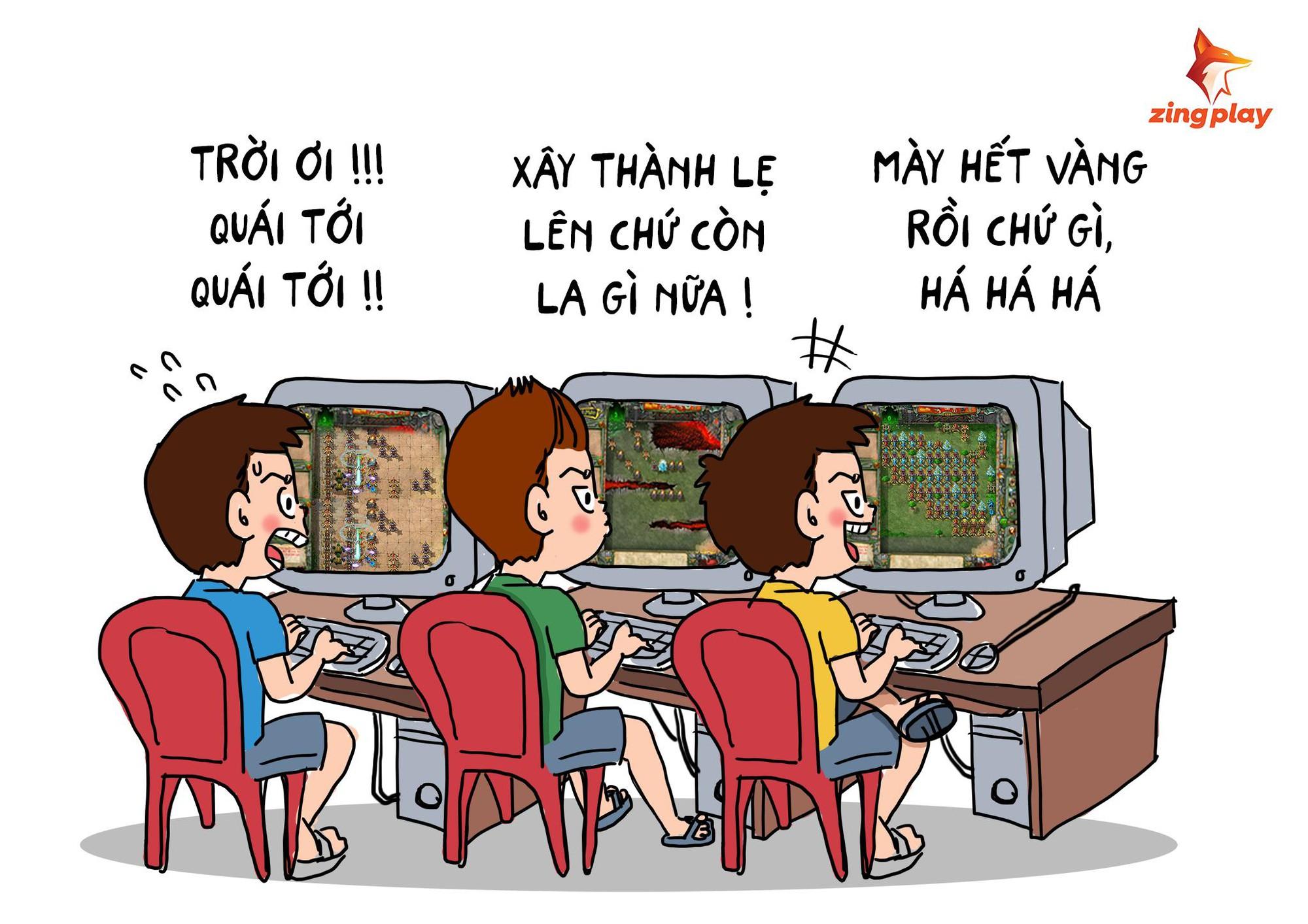 """Nhìn lại """"tuổi thơ dữ dội"""" của game thủ Việt bên cổng game giải trí ZingPlay - Ảnh 3."""