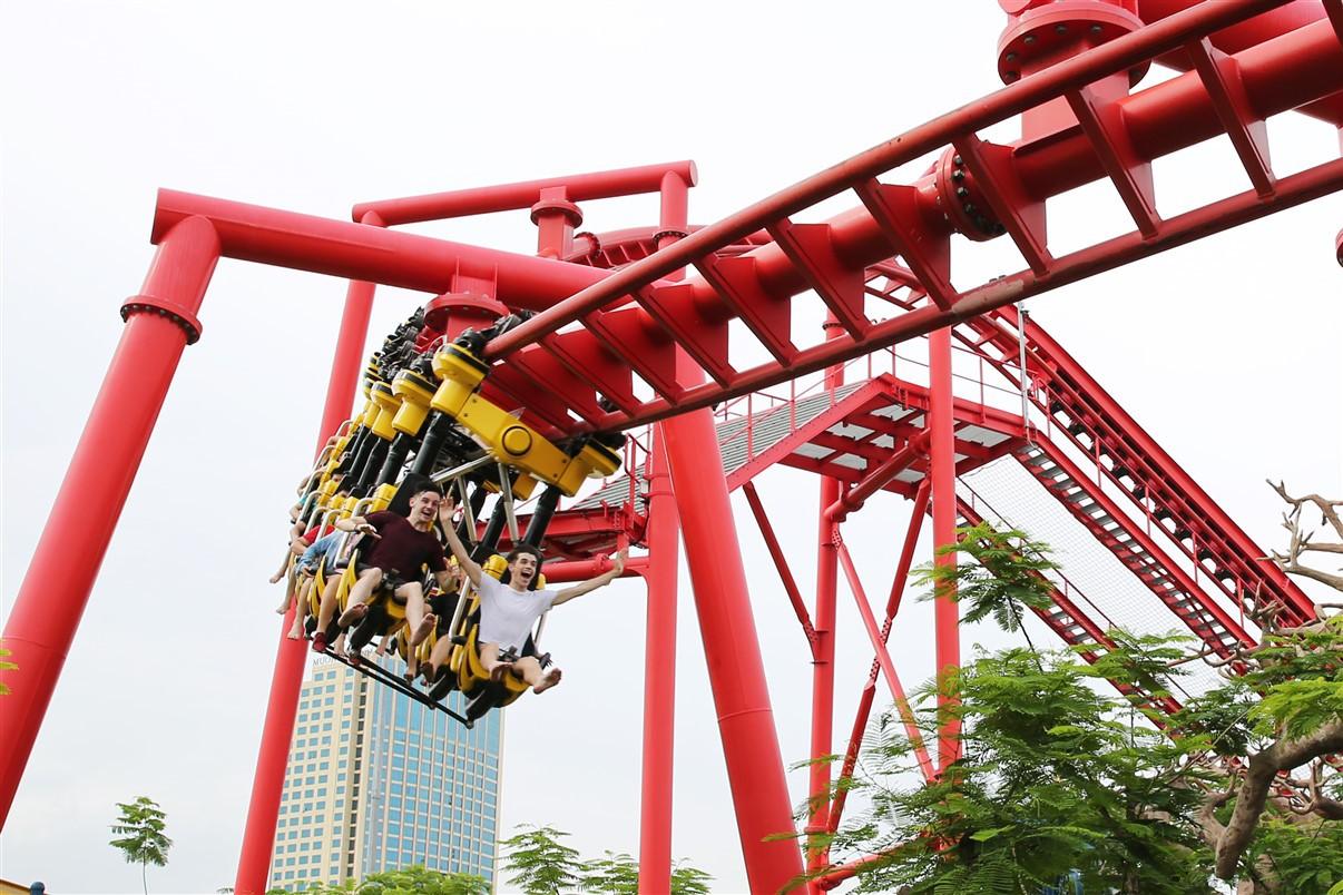 Vui quên lối về tại công viên chủ đề lớn bậc nhất Đông Nam Á chỉ với 50.000 đồng - Ảnh 5.