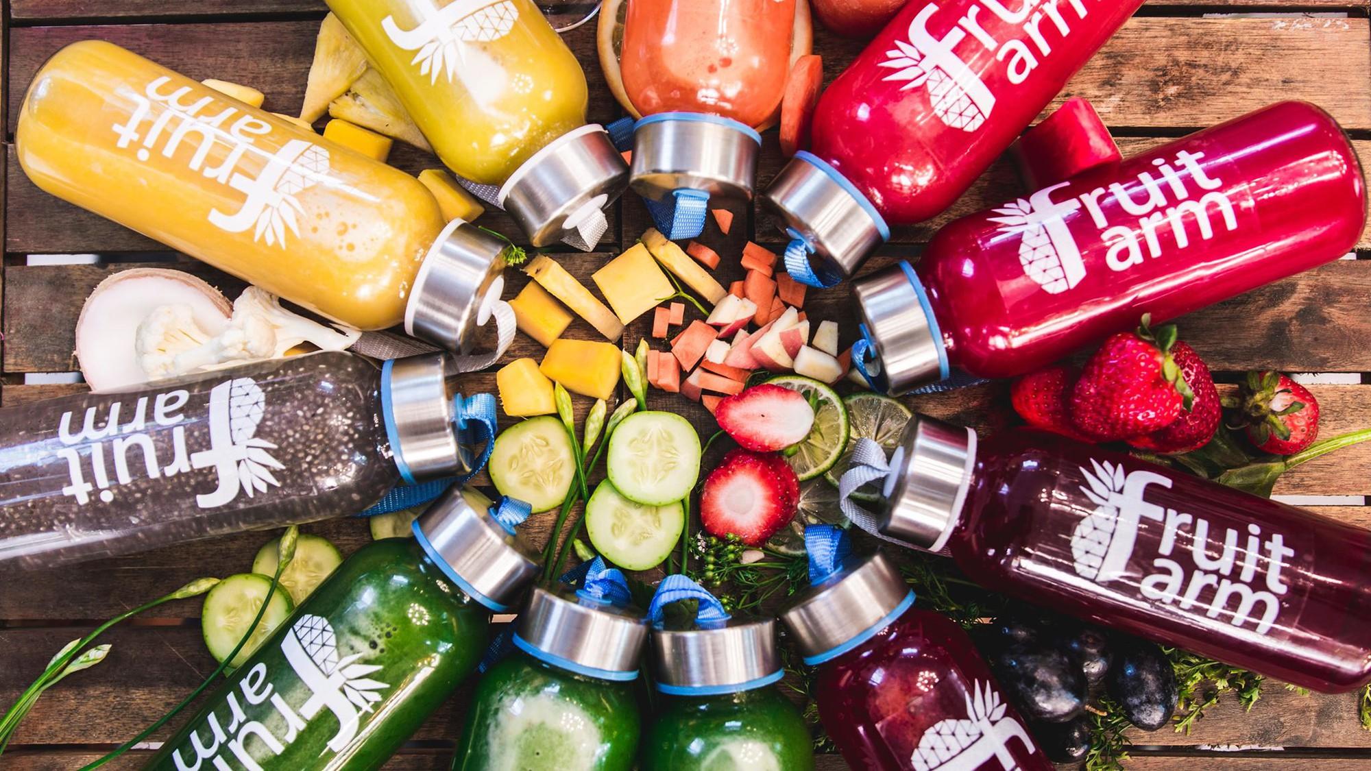 Fruit Farm – Nước uống detox đẹp da, thanh lọc cơ thể - Ảnh 4.