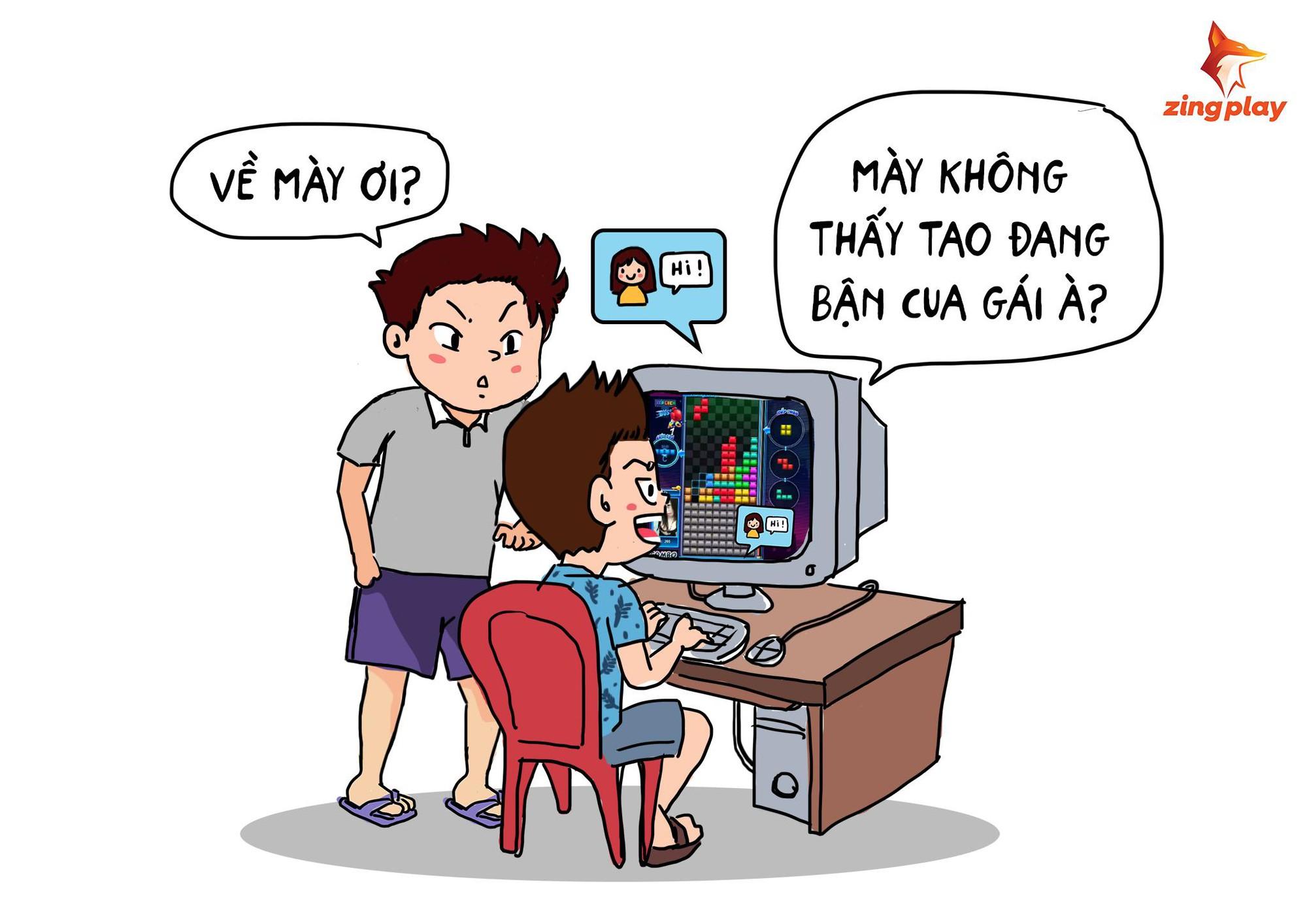 """Nhìn lại """"tuổi thơ dữ dội"""" của game thủ Việt bên cổng game giải trí ZingPlay - Ảnh 6."""