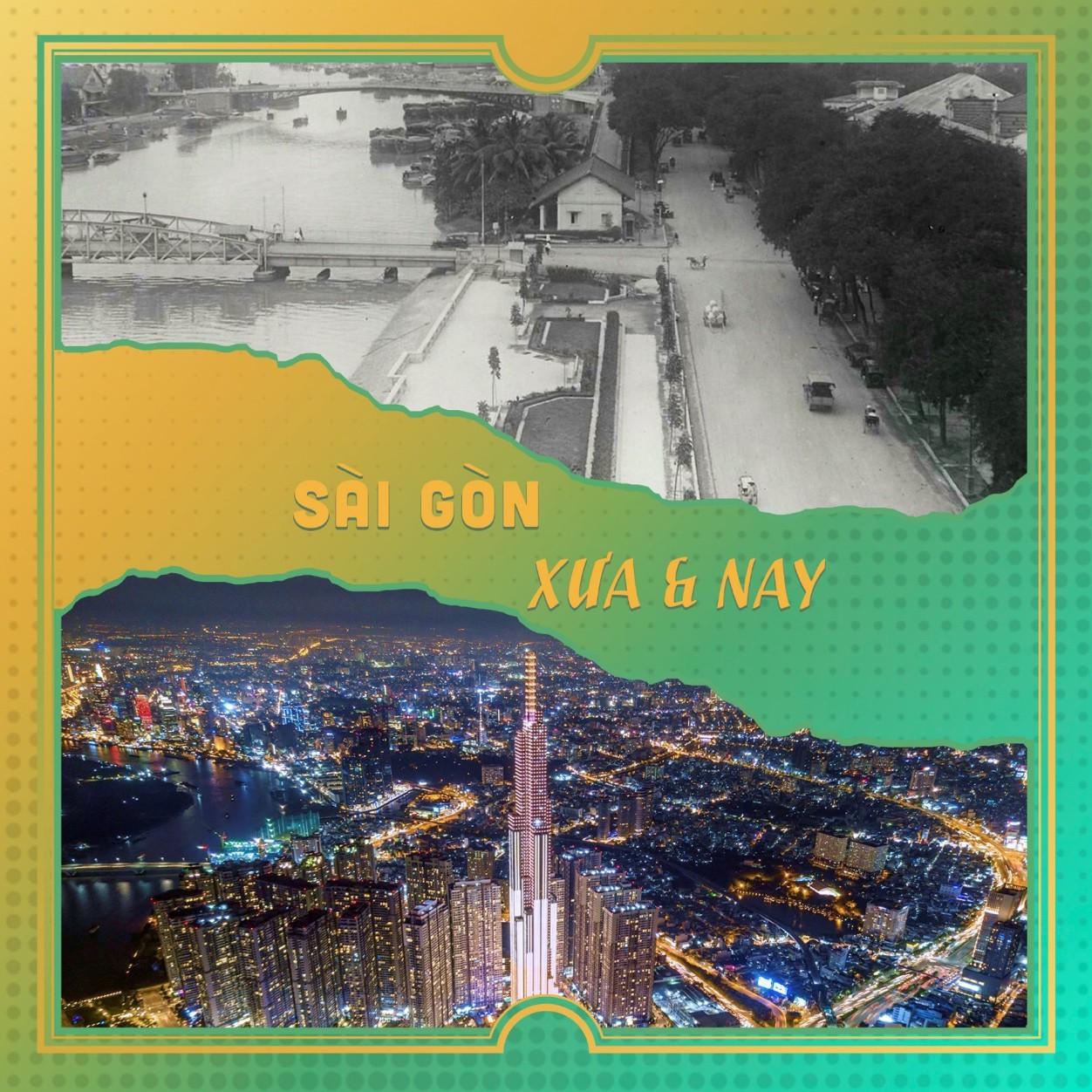 Xưa và nay, sống trọn một ngày bằng hơi thở Sài Gòn - Ảnh 1.