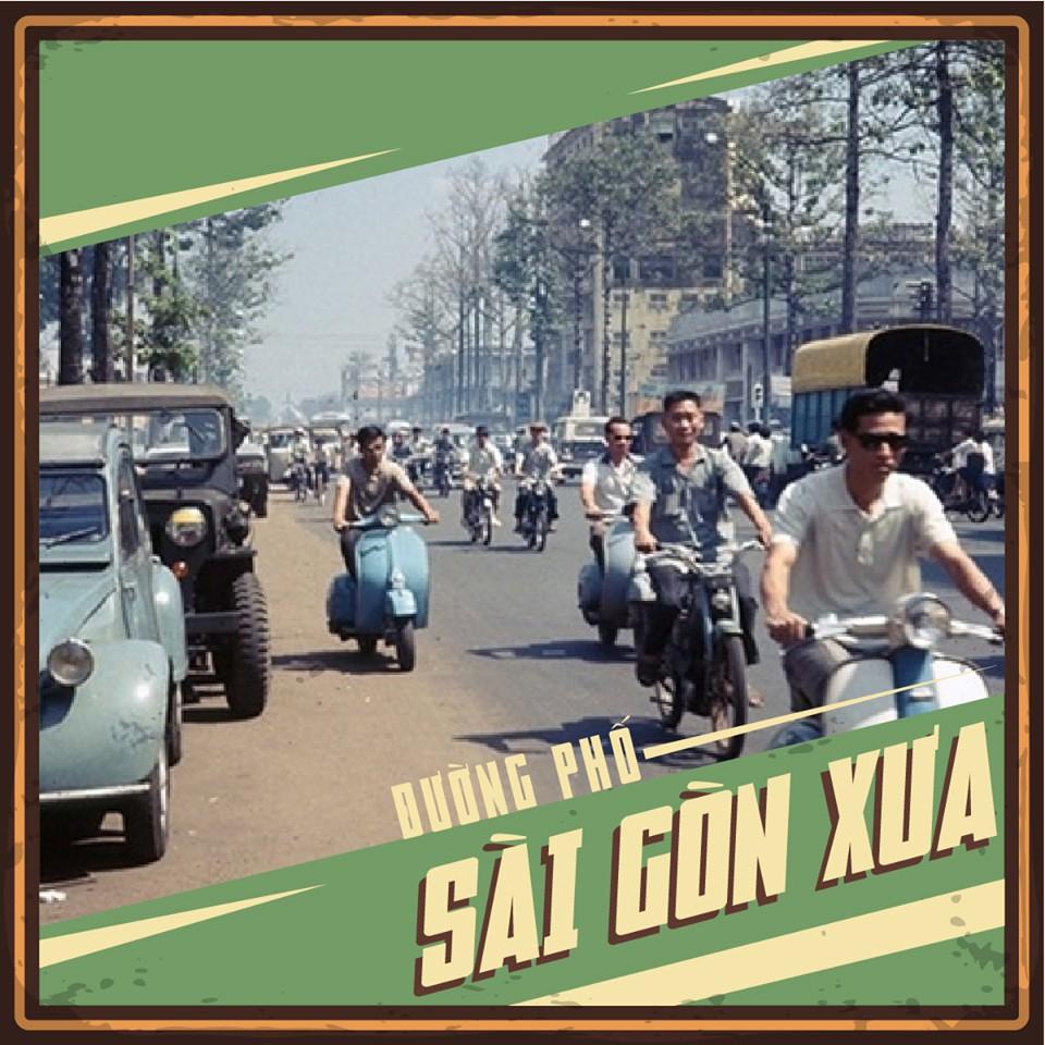 Xưa và nay, sống trọn một ngày bằng hơi thở Sài Gòn - Ảnh 4.