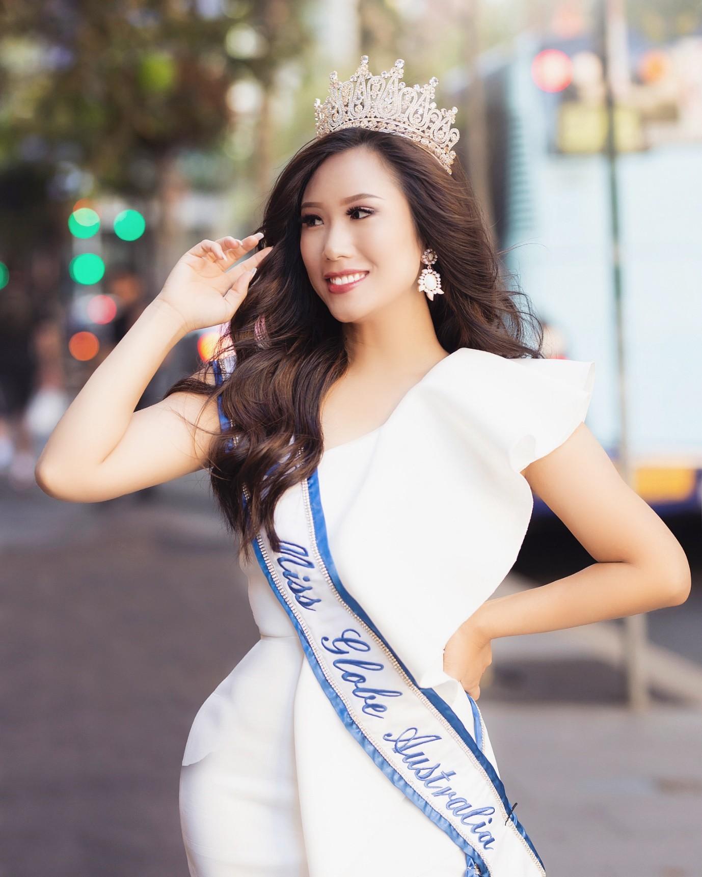 Từ quá khứ bị bắt nạt học đường đến vương miện hoa hậu của nữ sinh Việt trên đất Úc - Ảnh 3.