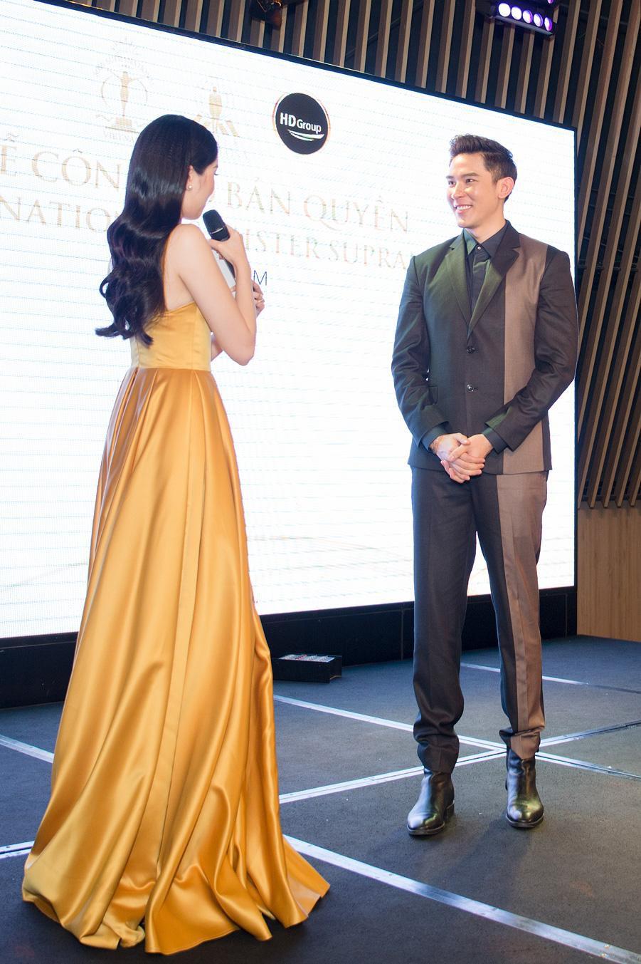 Siêu mẫu Minh Trung được bổ nhiệm làm giám đốc quốc gia Mister Supranational - Ảnh 2.