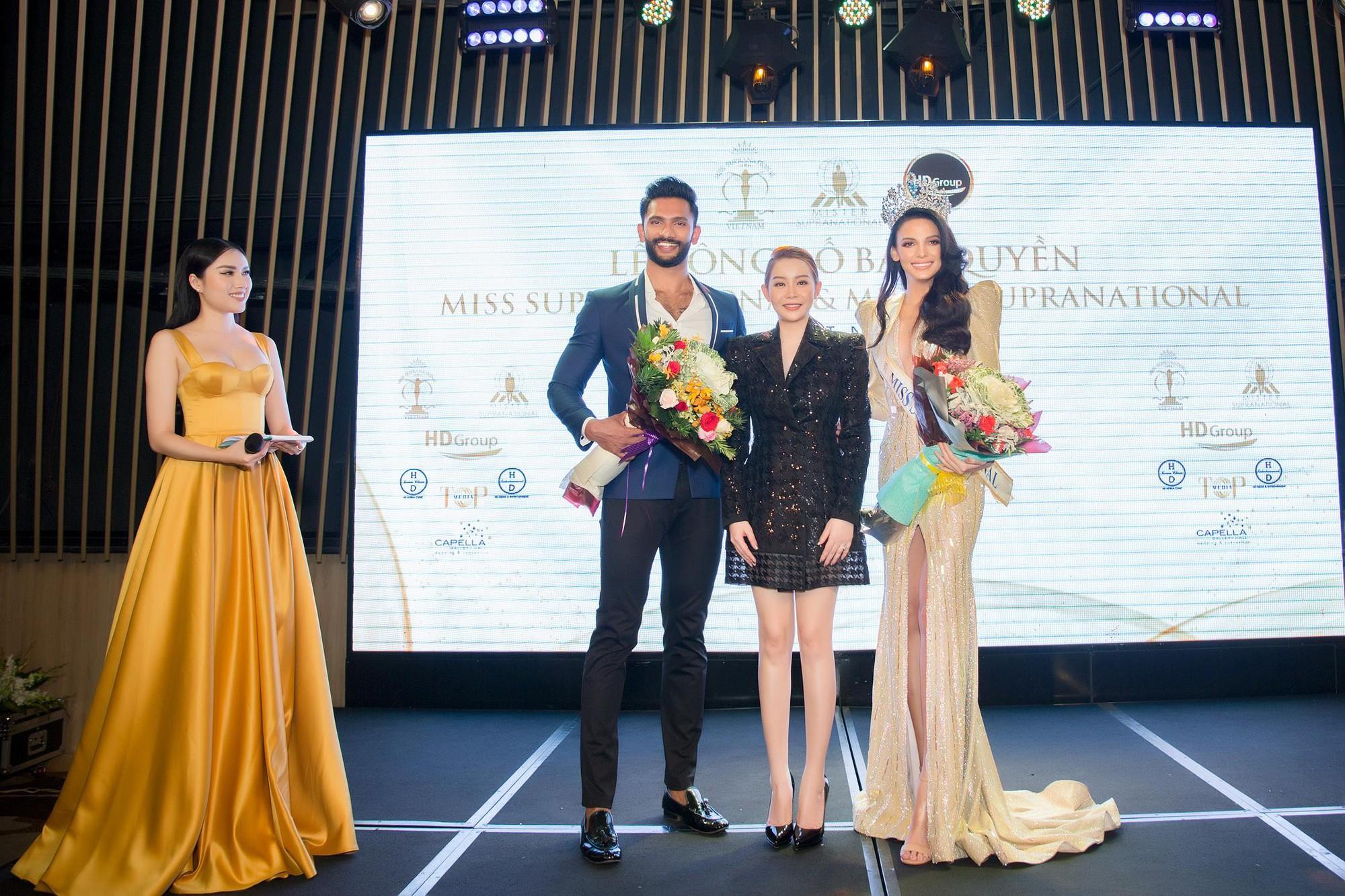 Siêu mẫu Minh Trung được bổ nhiệm làm giám đốc quốc gia Mister Supranational - Ảnh 7.