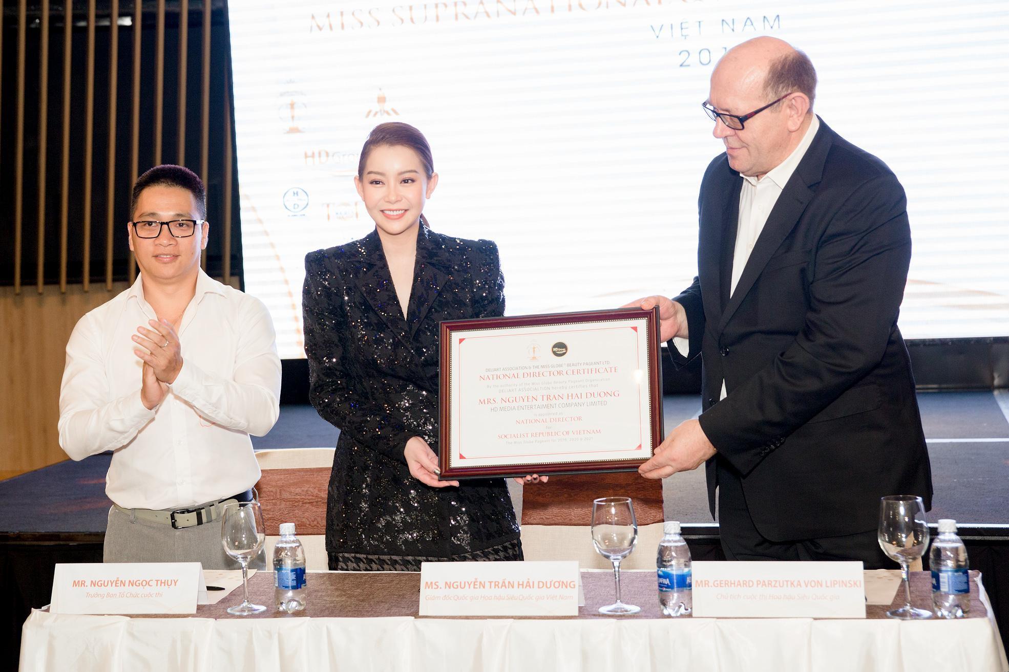 Siêu mẫu Minh Trung được bổ nhiệm làm giám đốc quốc gia Mister Supranational - Ảnh 3.