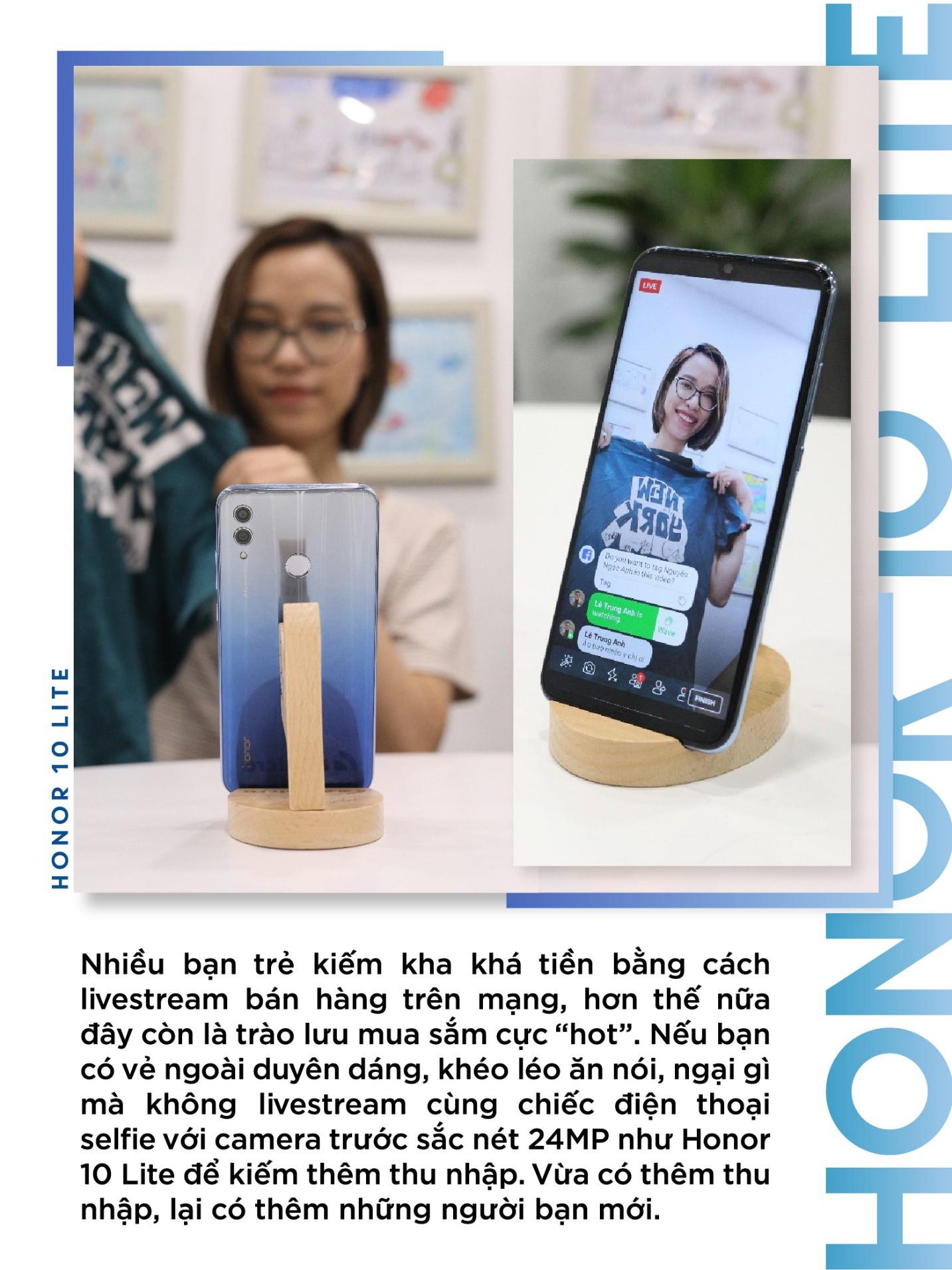 7 cách biến chiếc điện thoại selfie Honor của bạn thành trợ thủ đắc lực - Ảnh 5.