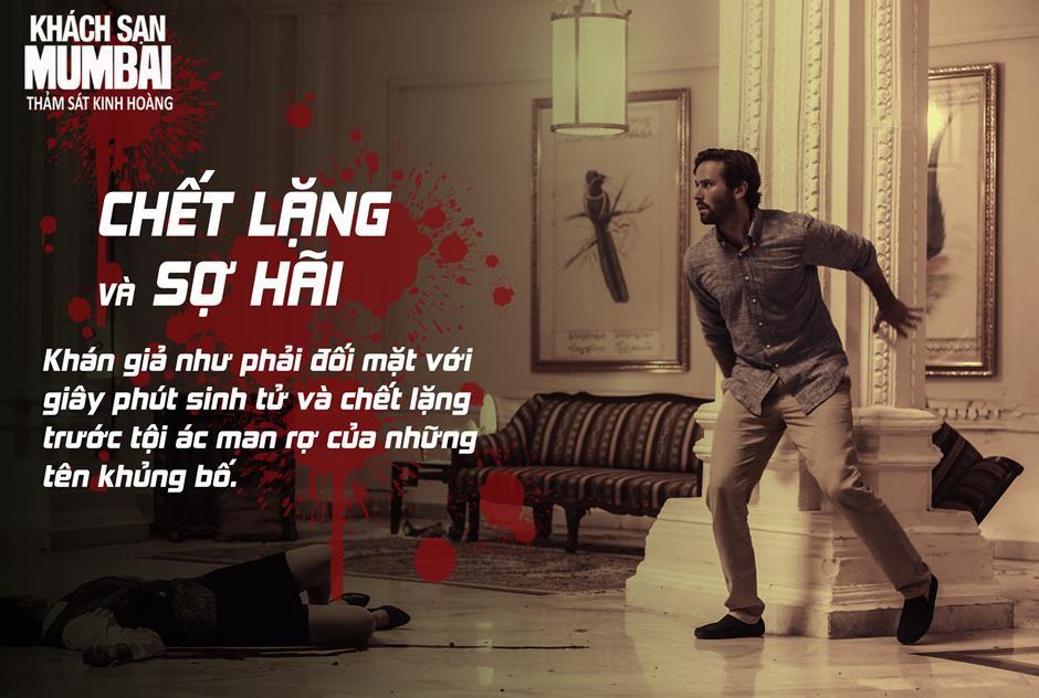 Hotel Mumbai – Xúc động và đầy ám ảnh với tội ác đáng sợ của những kẻ khủng bố quá khích - Ảnh 2.
