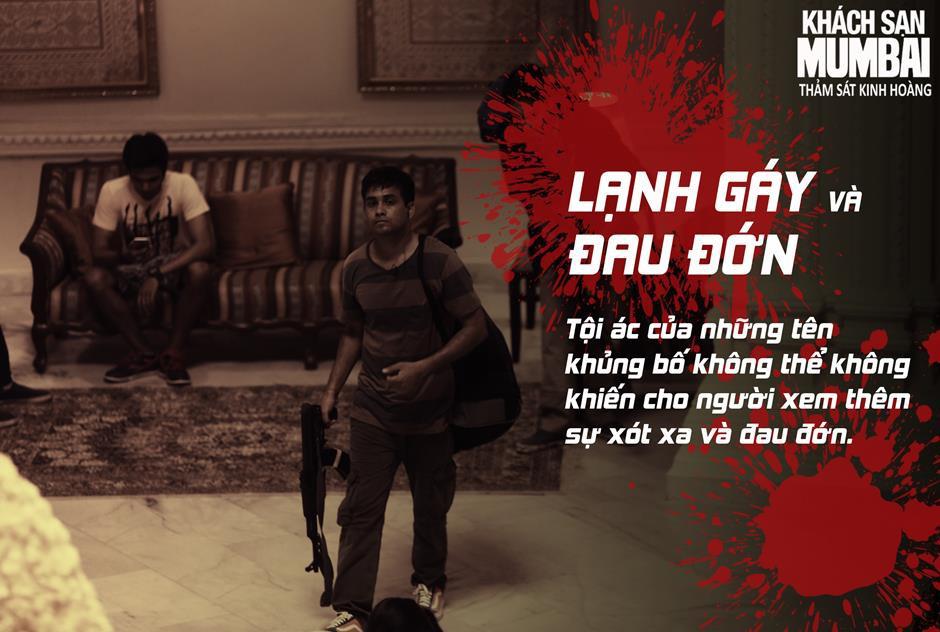 Hotel Mumbai – Xúc động và đầy ám ảnh với tội ác đáng sợ của những kẻ khủng bố quá khích - Ảnh 3.
