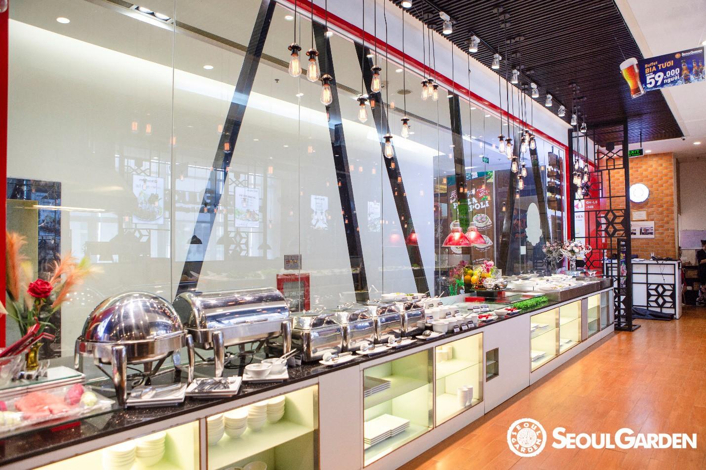 200 món ngon châu Á và 5 lí do to đùng khiến bạn nhất định phải đến Seoul Garden - Ảnh 2.