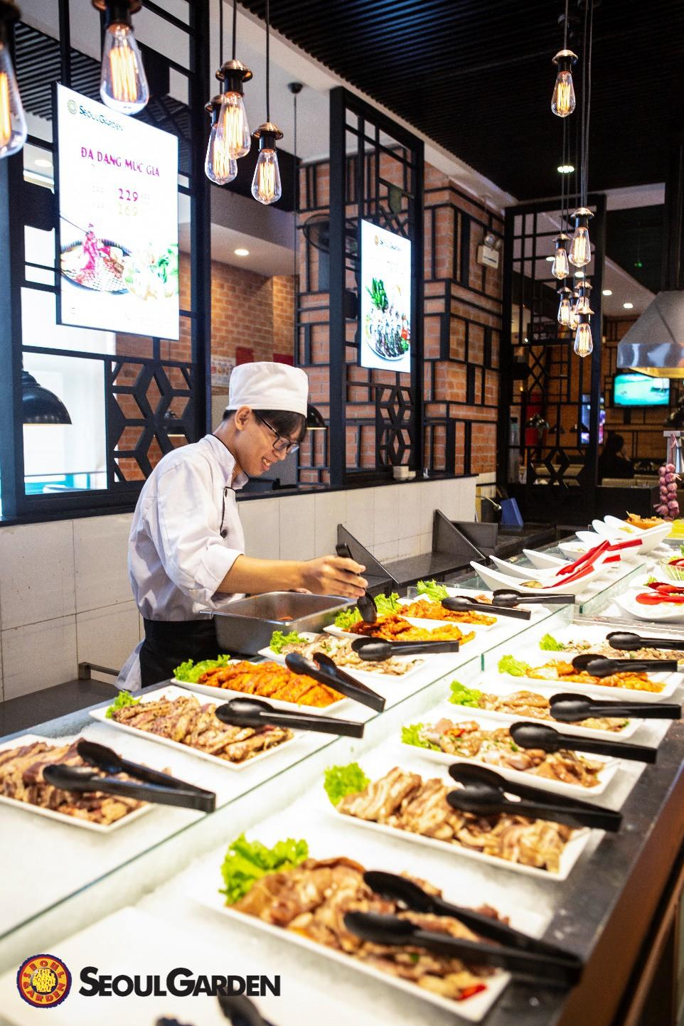 200 món ngon châu Á và 5 lí do to đùng khiến bạn nhất định phải đến Seoul Garden - Ảnh 3.