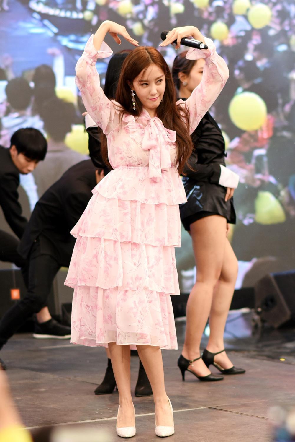 Hyomin (T-ara) chính thức có công ty quản lý tại Việt Nam - Ảnh 1.