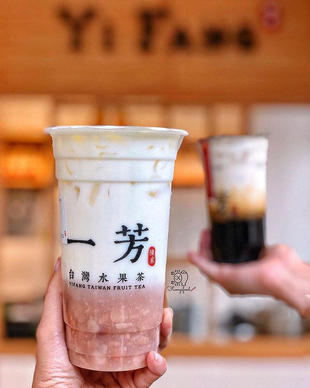 Điều gì khiến trà sữa, sữa tươi khoai môn Yifang gây sốt giới trẻ mấy ngày qua - Ảnh 4.