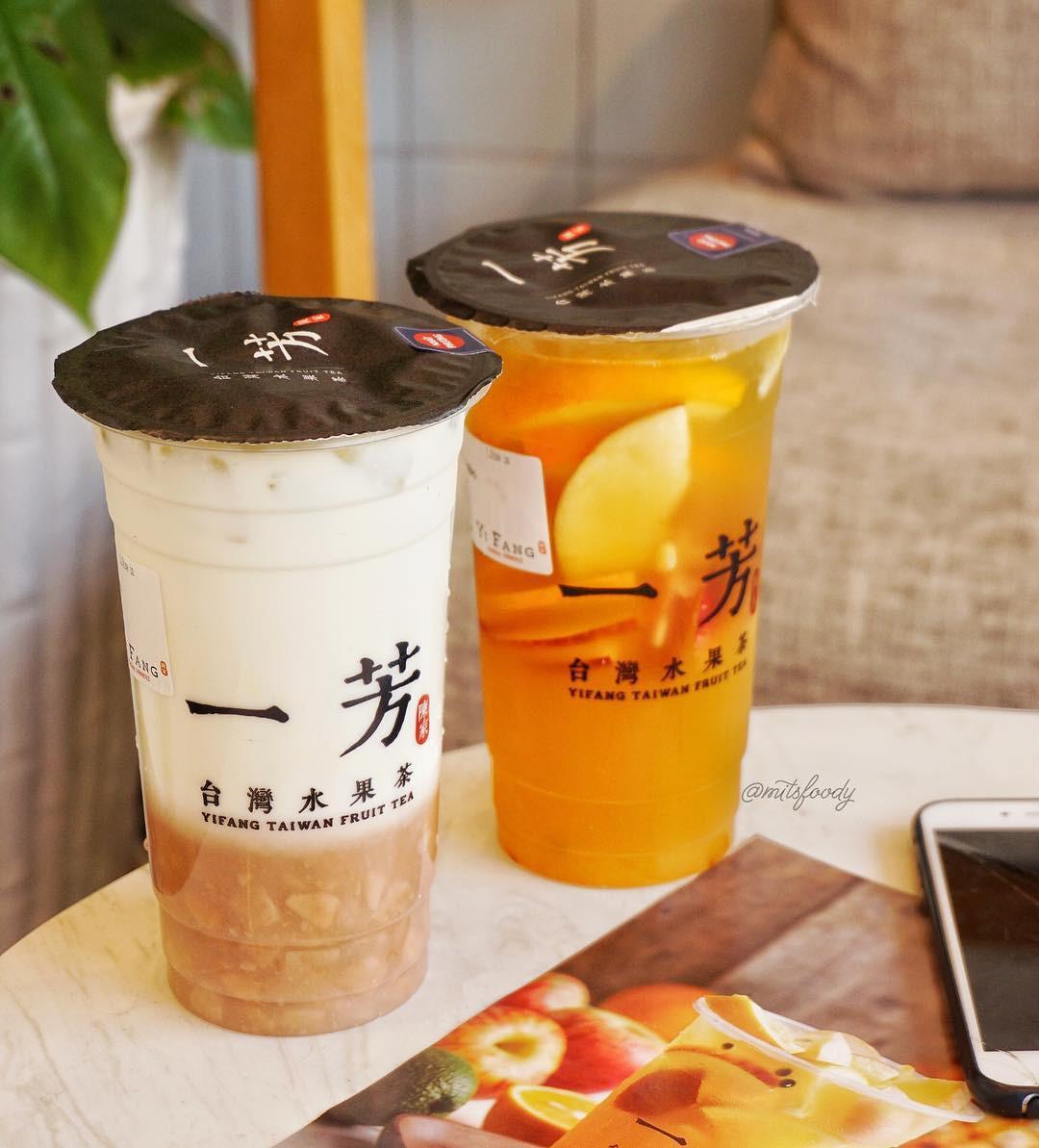 Điều gì khiến trà sữa, sữa tươi khoai môn Yifang gây sốt giới trẻ mấy ngày qua - Ảnh 6.