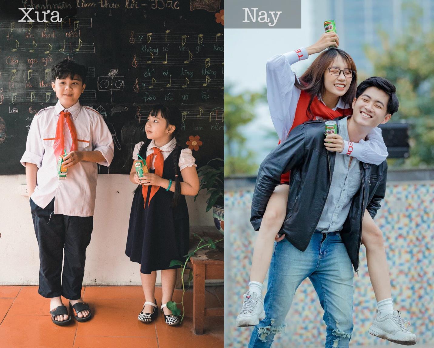 Bộ ảnh Xưa - Nay về tình bạn này sẽ cho thấy ai cũng từng có đồng bọn lớn cùng năm tháng - Ảnh 5.