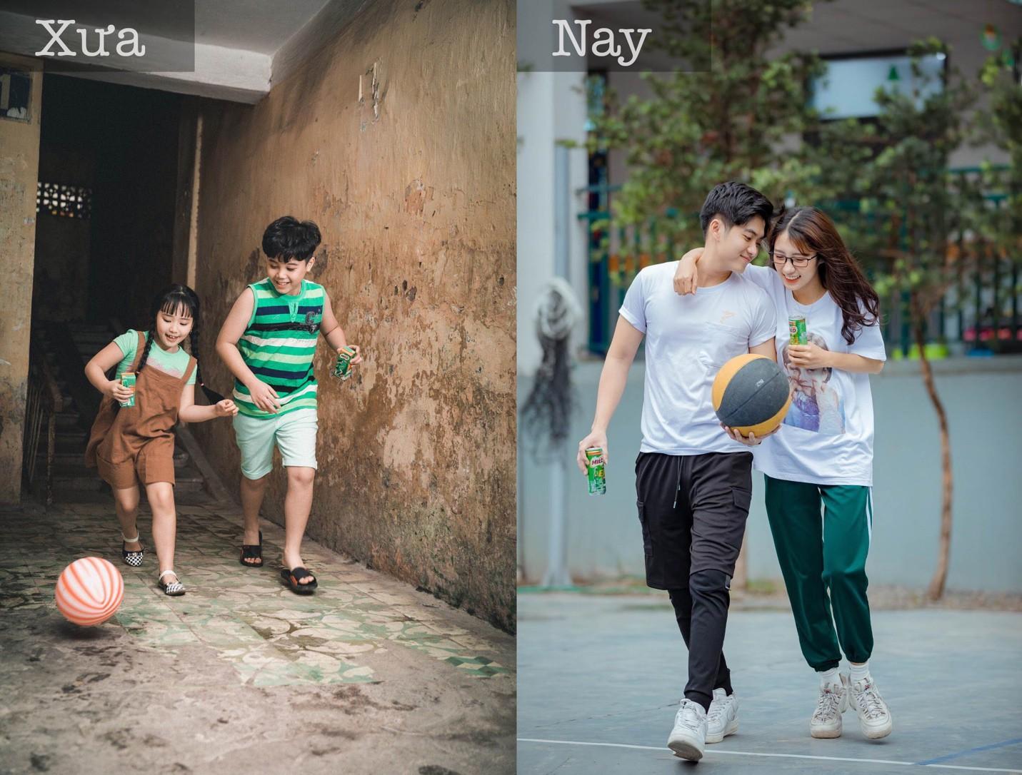 Bộ ảnh Xưa - Nay về tình bạn này sẽ cho thấy ai cũng từng có đồng bọn lớn cùng năm tháng - Ảnh 7.