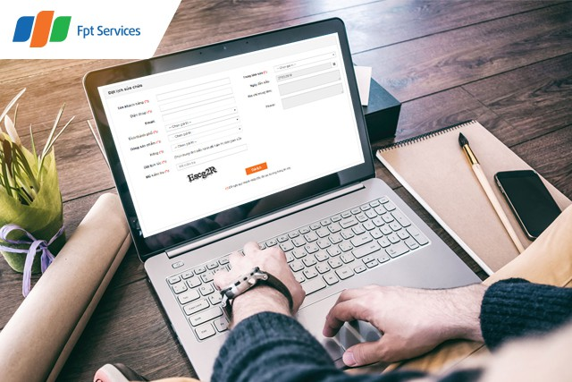 FPT Services xây dựng giải pháp tin học cho khách hàng đặt lịch hẹn ưu tiên - Ảnh 2.