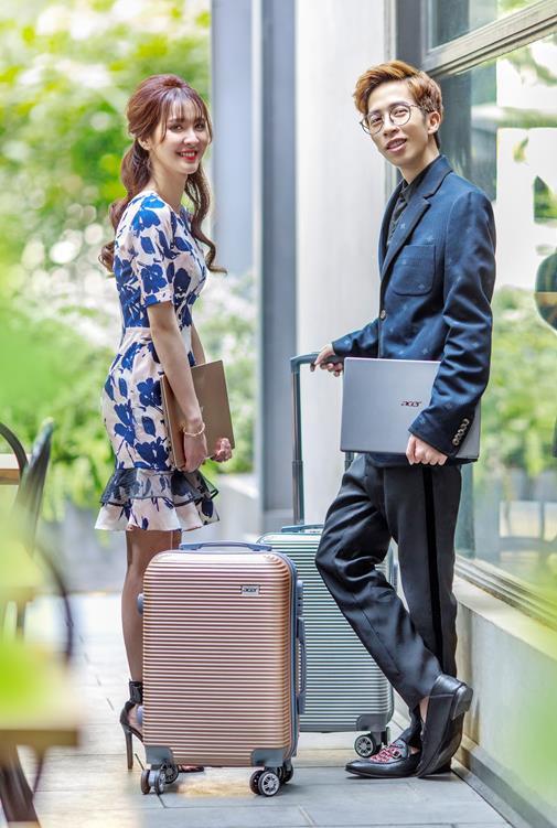 """Cùng Acer Swift Series chào xuân với quà tặng vali cực """"khủng"""" - Ảnh 1."""