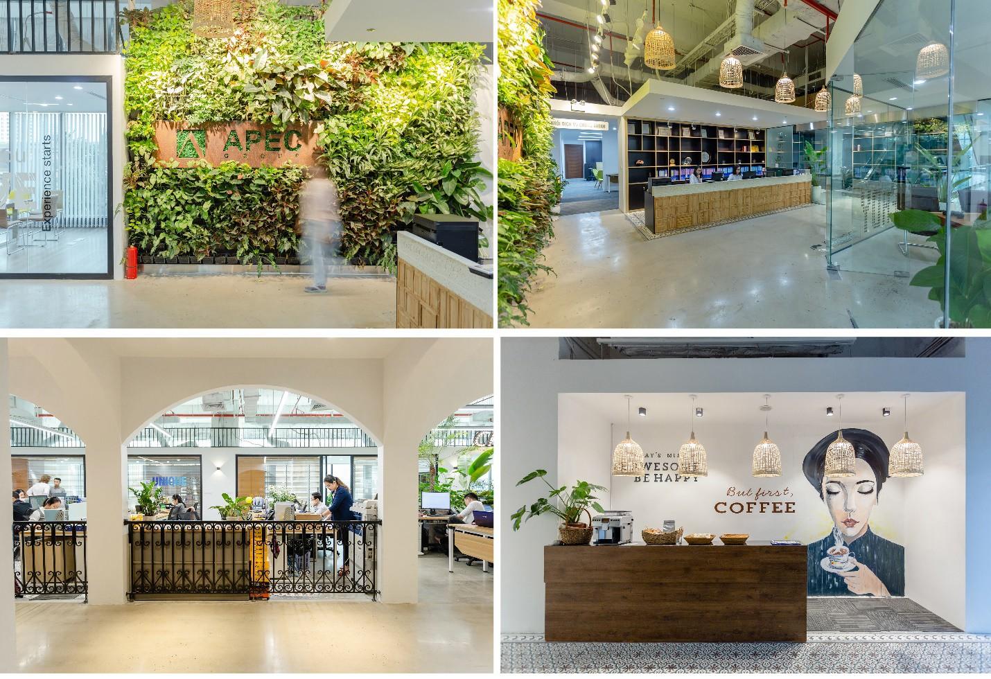 Apec Young & Joy Office – Nơi làm việc trong mơ của nhân viên văn phòng - Ảnh 1.
