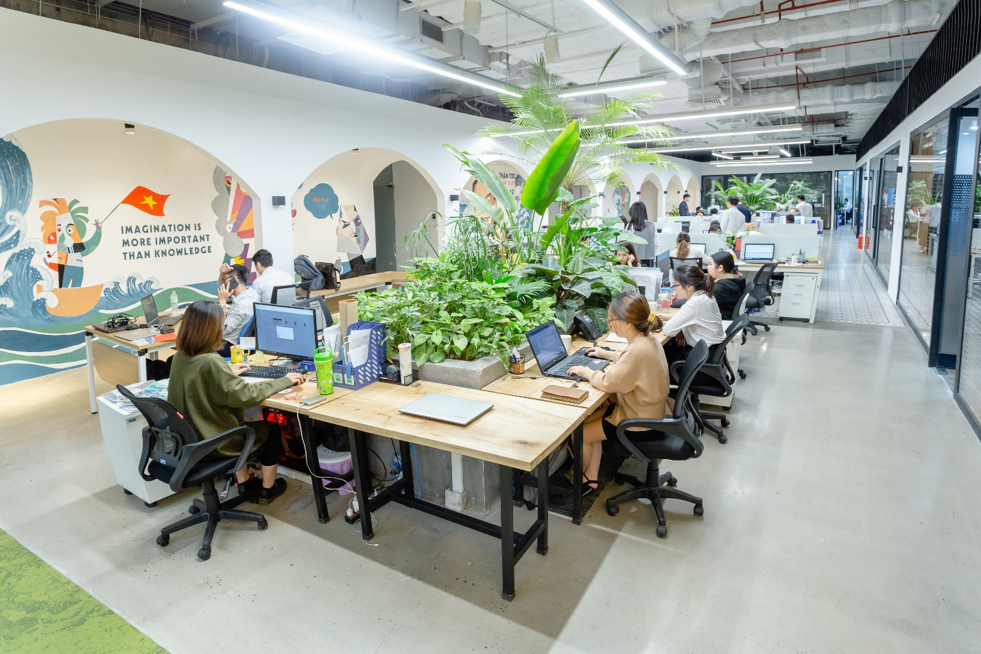 Apec Young & Joy Office – Nơi làm việc trong mơ của nhân viên văn phòng - Ảnh 2.