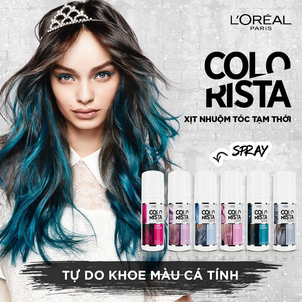Muốn thử nhiều màu thời thượng mà không sợ hư tóc, đừng lo nay đã có sản phẩm nhuộm tóc 1 ngày! - Ảnh 3.