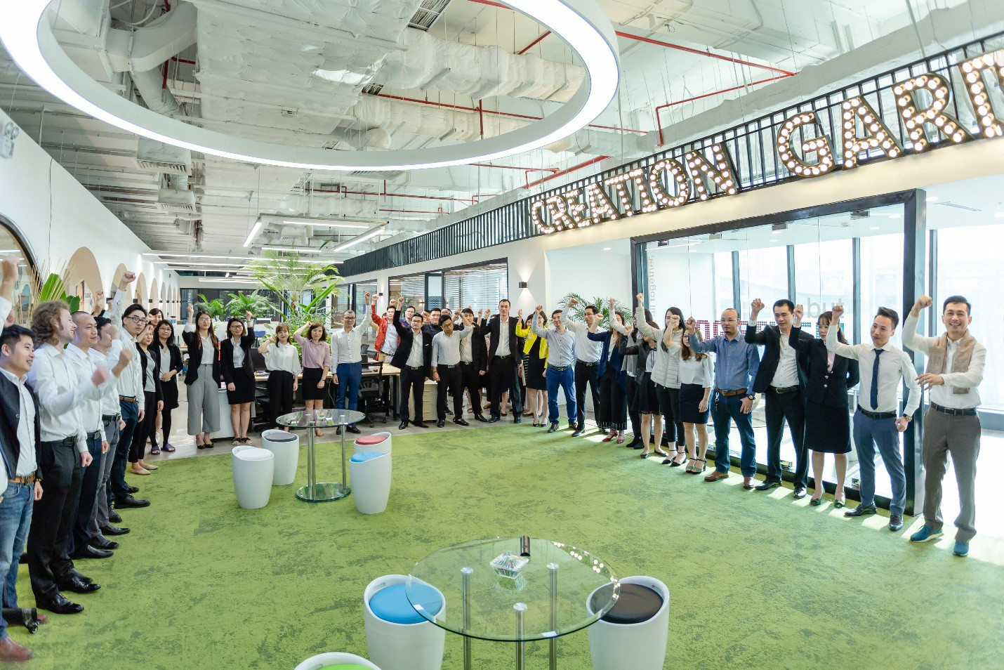 Apec Young & Joy Office – Nơi làm việc trong mơ của nhân viên văn phòng - Ảnh 4.