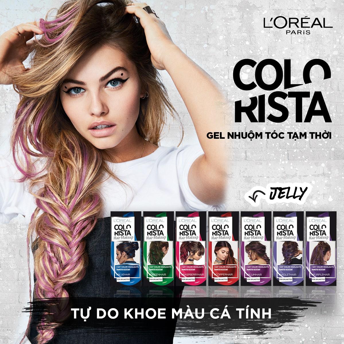 Muốn thử nhiều màu thời thượng mà không sợ hư tóc, đừng lo nay đã có sản phẩm nhuộm tóc 1 ngày! - Ảnh 6.