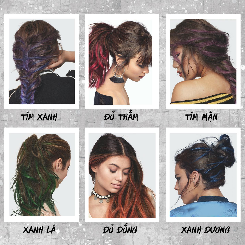 Muốn thử nhiều màu thời thượng mà không sợ hư tóc, đừng lo nay đã có sản phẩm nhuộm tóc 1 ngày! - Ảnh 7.