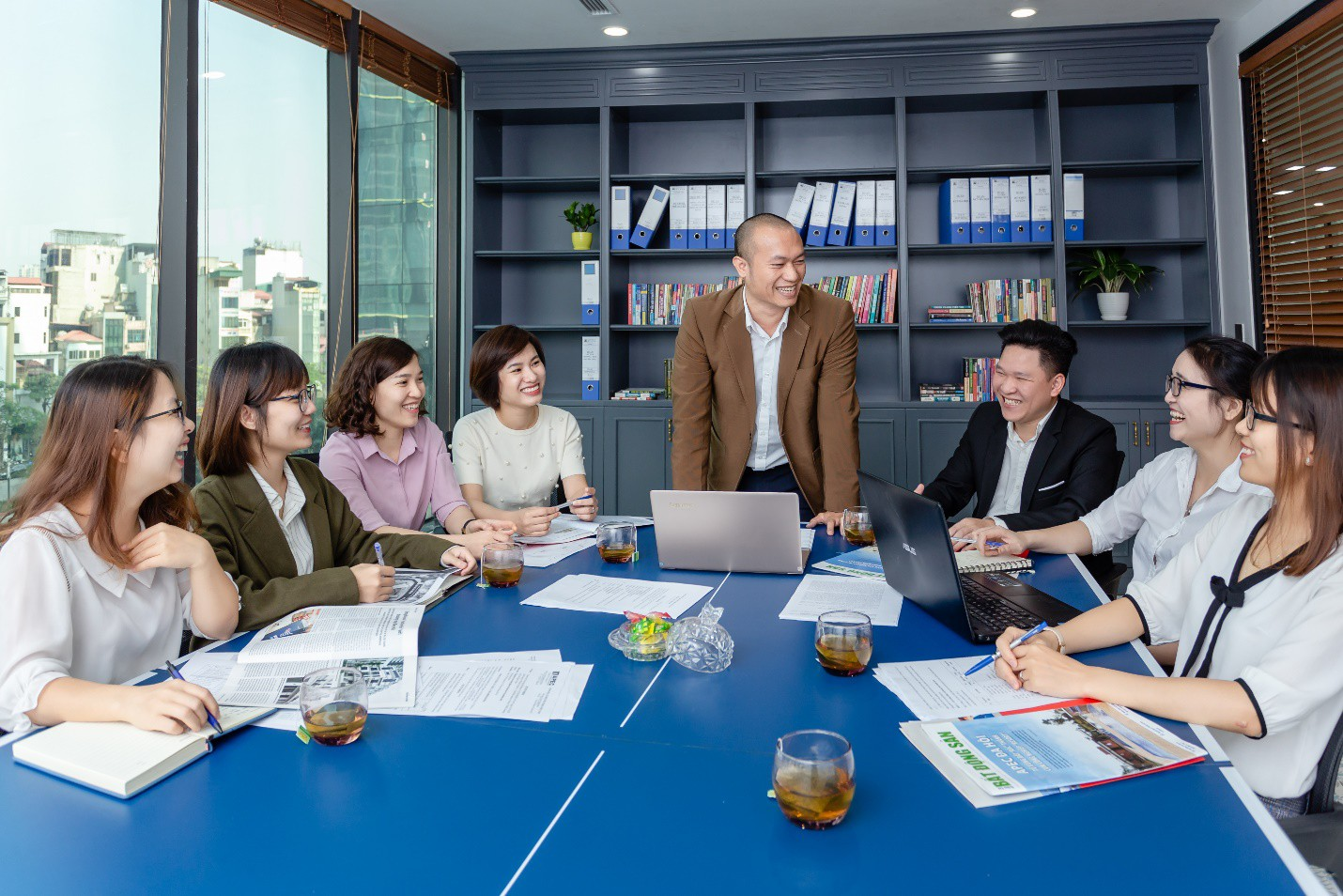 Apec Young & Joy Office – Nơi làm việc trong mơ của nhân viên văn phòng - Ảnh 6.