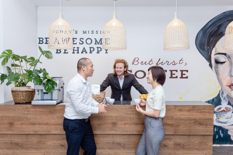 Apec Young & Joy Office – Nơi làm việc trong mơ của nhân viên văn phòng - Ảnh 7.
