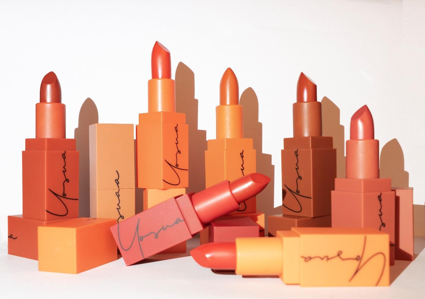 Yosuaa lại đốn tim phái đẹp dịp 8/3 với bộ sưu tập son màu sắc Yosuaa Matte Lipstick Version 3 - Ảnh 1.