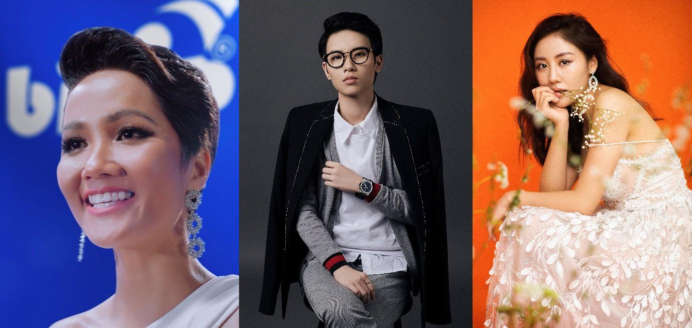 H'Hen Niê, Tiên Cookie và Văn Mai Hương - Dự án tặng mẹ, con gái và hơn thế nữa! - Ảnh 2.