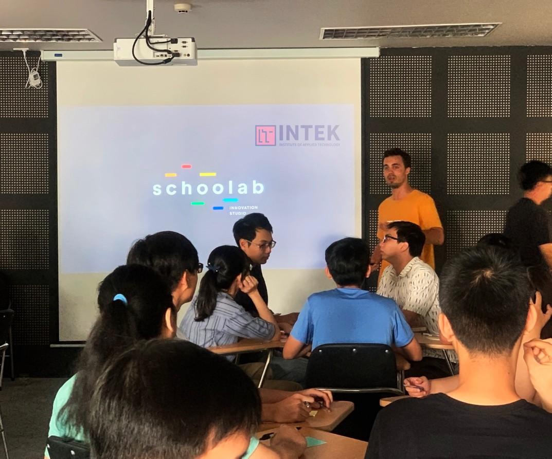 Starter by Schoolab@INTEK: Chương trình giúp các bạn trẻ từ phác thảo ý tưởng khởi nghiệp đến sẵn sàng tiến vào thị trường! - Ảnh 1.