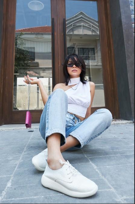 Ra mà xem giày Biti's giờ là sự lựa chọn của cả Hoa hậu H'Hen Niê lẫn các fashionista rồi! - ảnh 3