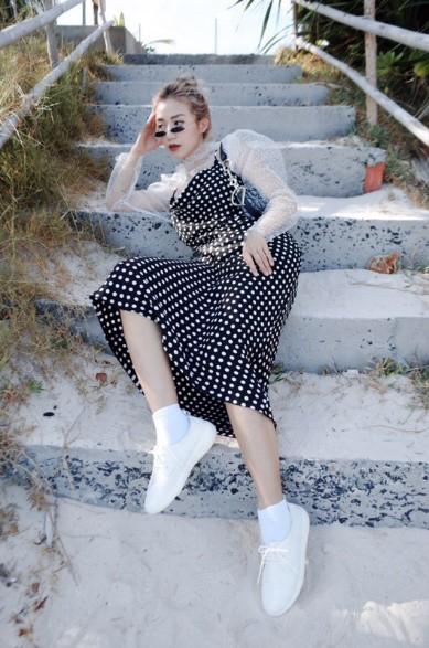Ra mà xem giày Biti's giờ là sự lựa chọn của cả Hoa hậu H'Hen Niê lẫn các fashionista rồi! - ảnh 5