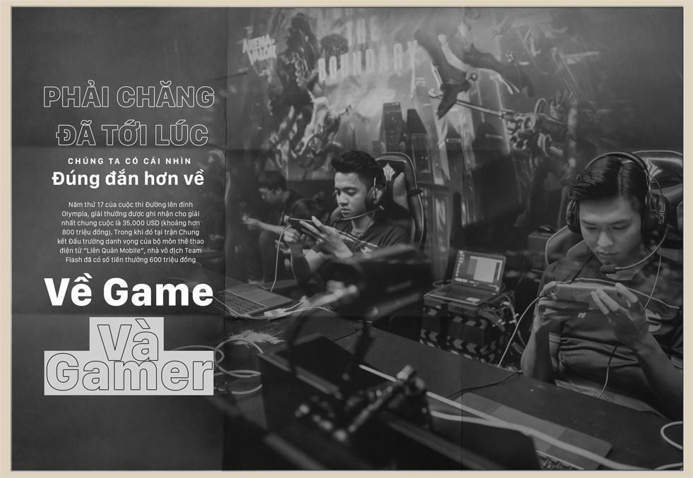 Khi nghiệp Gamer cũng thành công như con đường học vấn. Đã tới lúc xã hội công nhận thể thao điện tử - Ảnh 3.