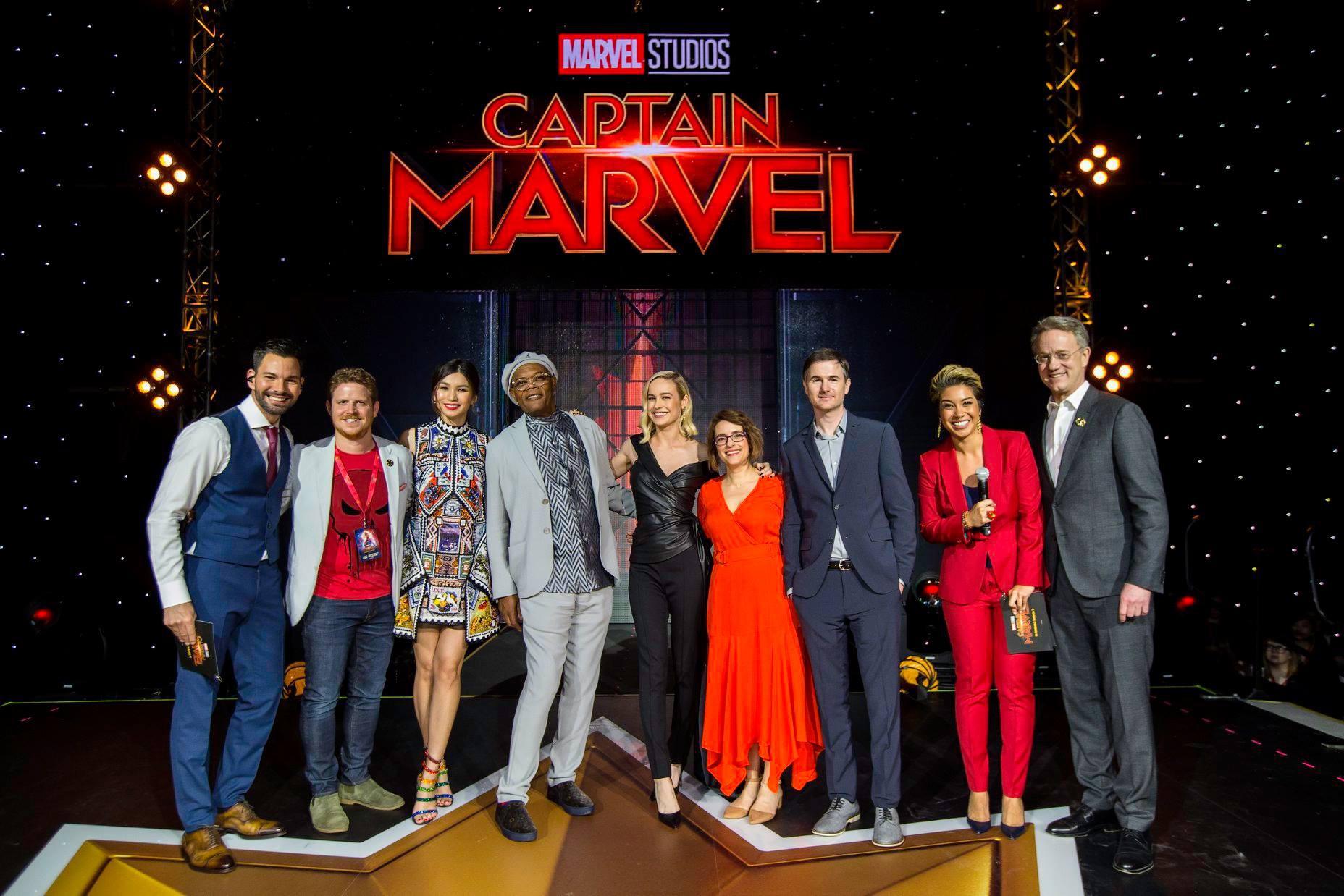 Bùng nổ phòng vé ngày công chiếu, Đại Úy Marvel xứng đáng là bom tấn tiếp theo của vũ trụ Marvel - Ảnh 2.