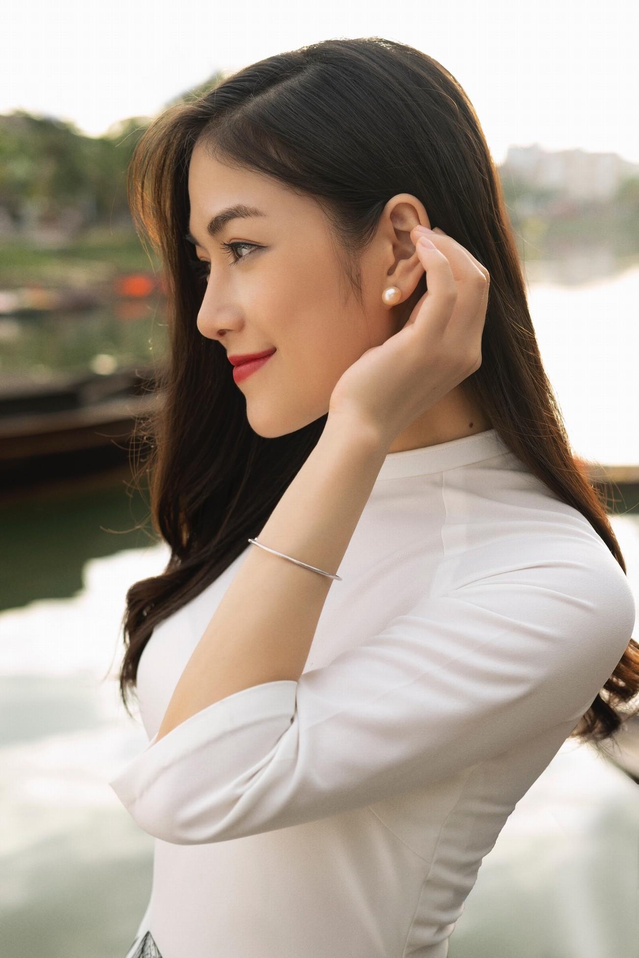Giọng ca Sao Mai đăng quang Hoa hậu Áo dài Việt Nam 2019 - Ảnh 9.