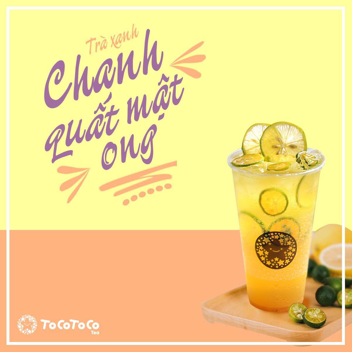 Gợi ý đồ uống siêu hot trong mùa hè sắp tới tại trà sữa TocoToco - Ảnh 2.