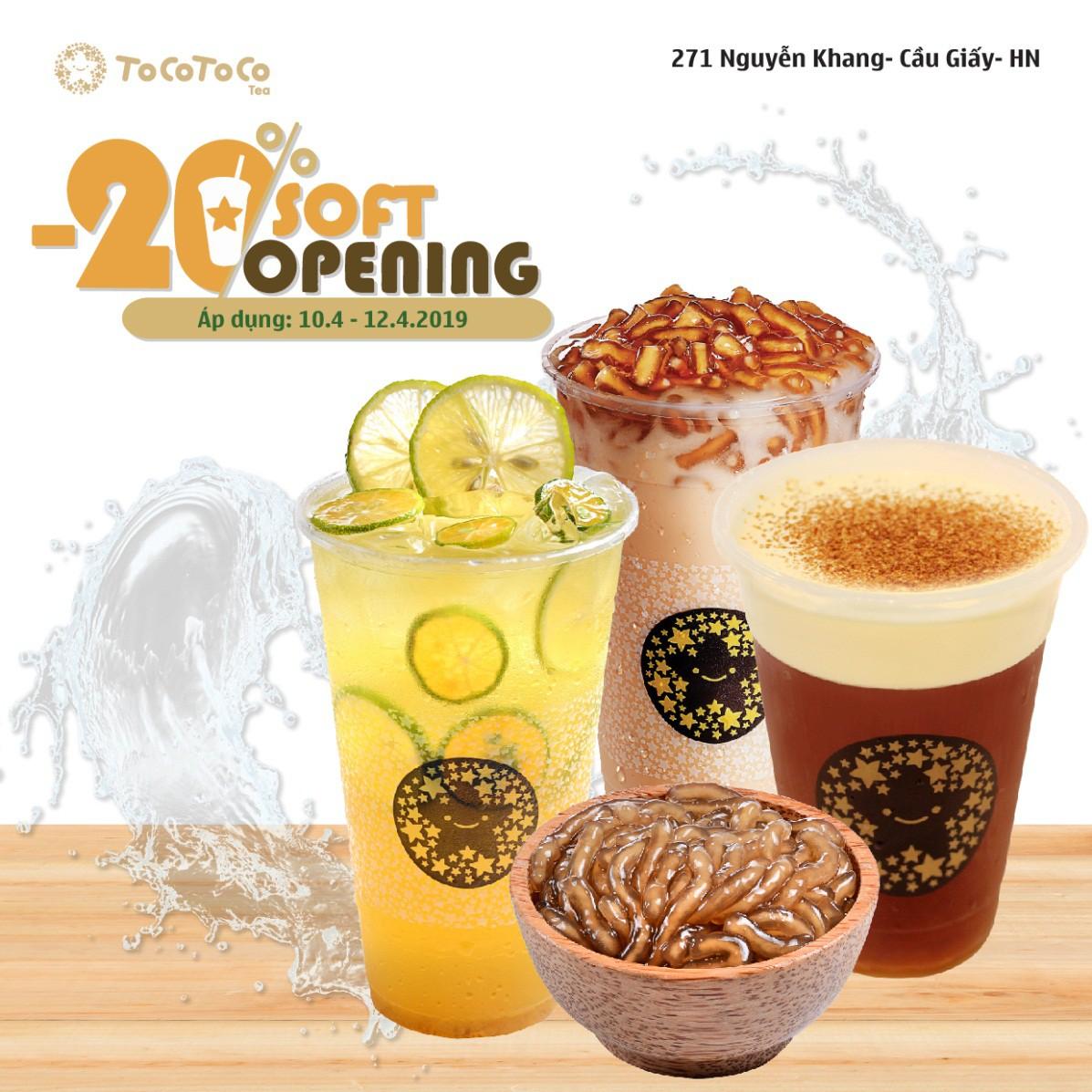 Gợi ý đồ uống siêu hot trong mùa hè sắp tới tại trà sữa TocoToco - Ảnh 4.