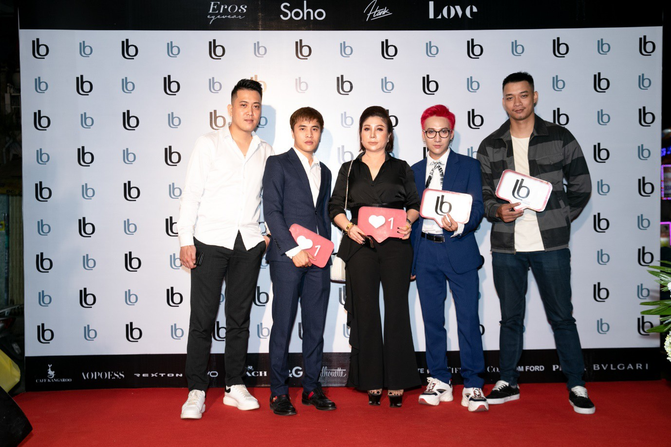 Hàn Khởi trở thành đại sứ thương hiệu cho LB Eyewear - Ảnh 2.