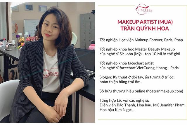 Make-up: Nghề của sự sáng tạo và hiện đại - Ảnh 2.