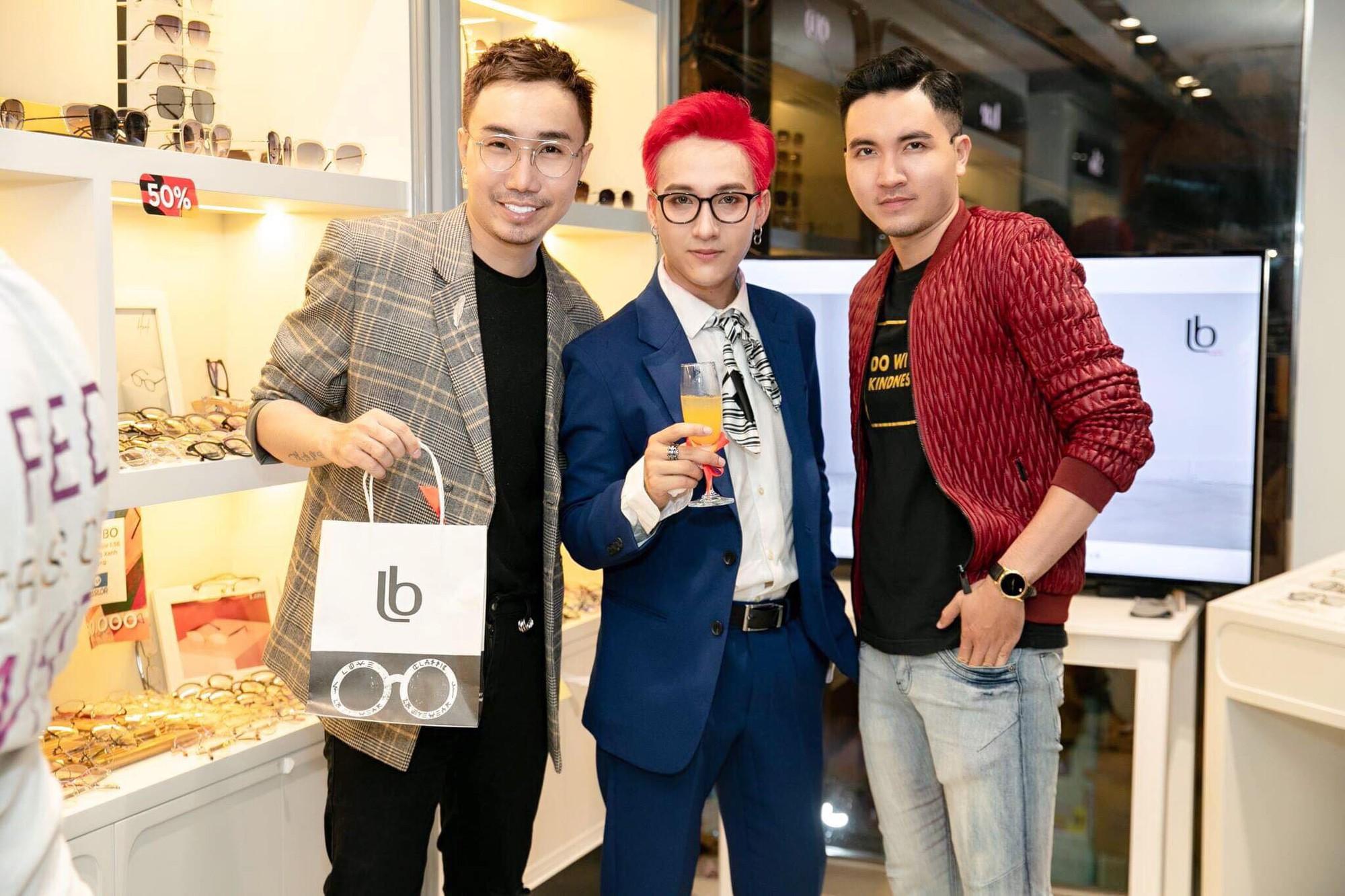 Hàn Khởi trở thành đại sứ thương hiệu cho LB Eyewear - Ảnh 1.