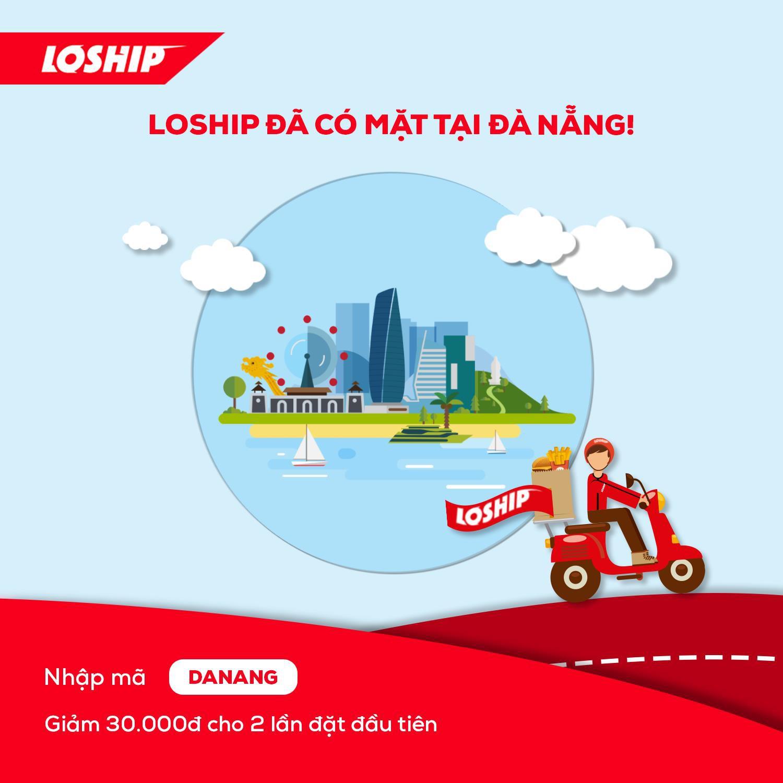 Lozi ra mắt dịch vụ giao đồ ăn Loship tại Đà Nẵng - Ảnh 2.