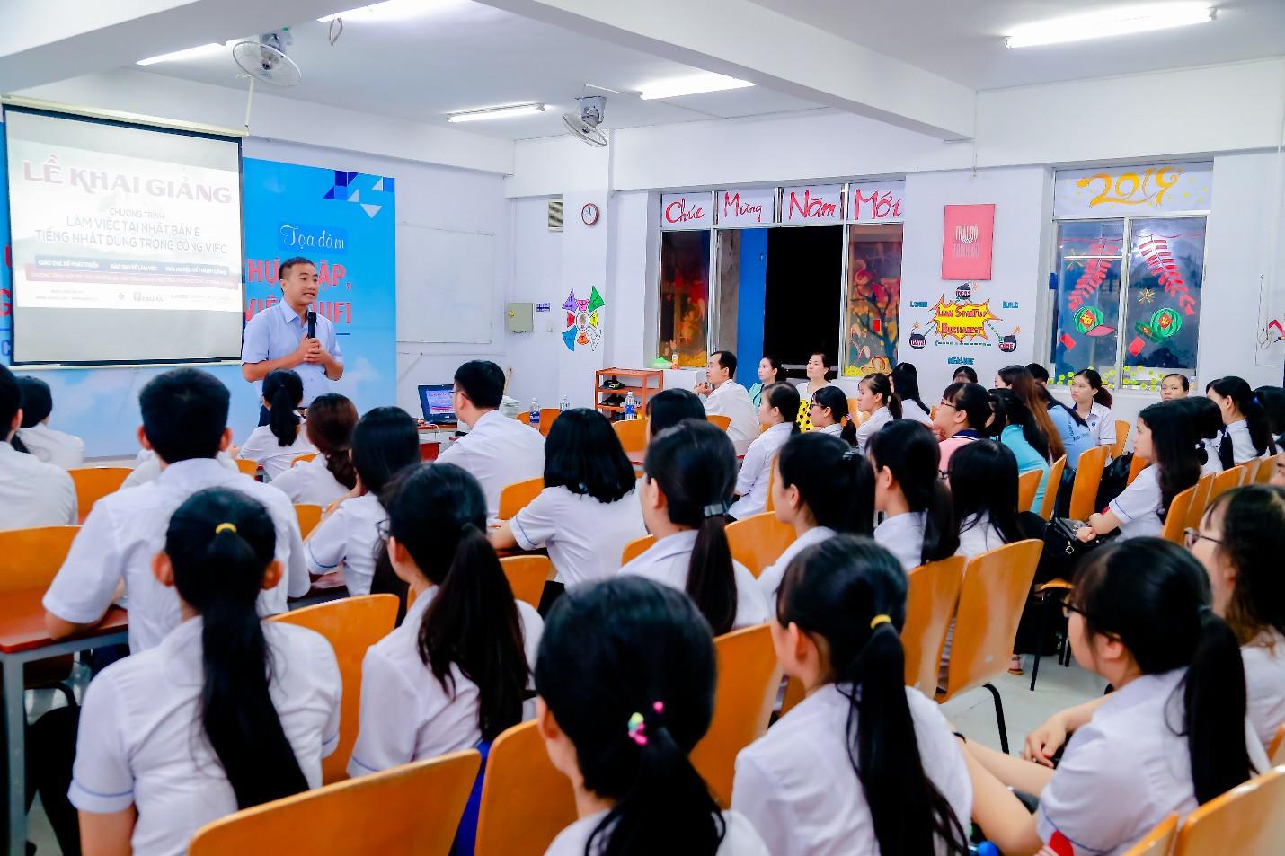 Cam kết việc làm khi học hệ cao đẳng tại trường ĐH Công nghiệp Thực phẩm TP.Hồ Chí Minh - Ảnh 4.