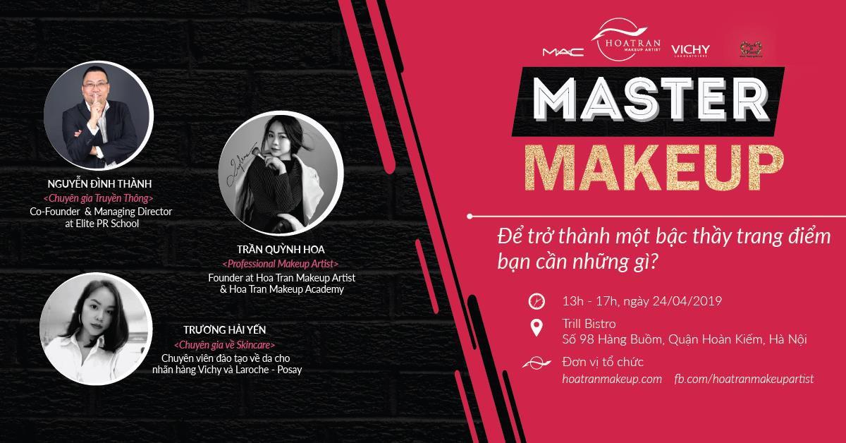 Make-up: Nghề của sự sáng tạo và hiện đại - Ảnh 4.